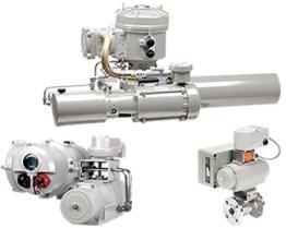 Автономные приводы Rotork Skilmatic SI Pro и EH Pro