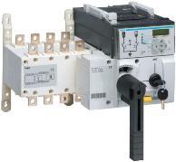 Силовые АВР Hager на токи от 125А до 1600А