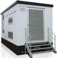 Инверторная станция AEG TKS-C 1000