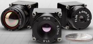 Длинноволновые тепловизионные модули FLIR Boson