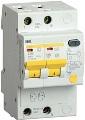 Дифференциальный автомат IEK АД12 S