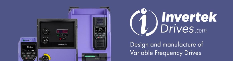 Invertek Variable Frequency Drives
