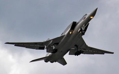 Ракетный бомбардировщик Ту-22М3М