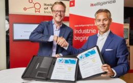 itelligence and HARTING