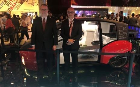 2018_10_22 Peter Fischer and Dominik Nimmesgern