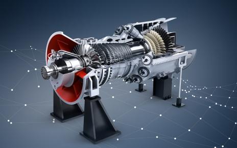 Газовая турбина Siemens HL-класса