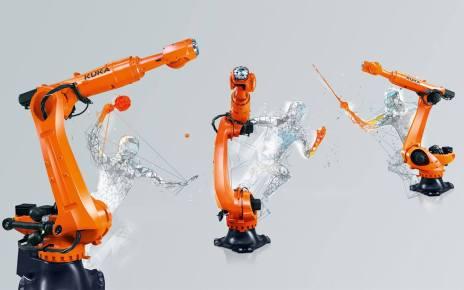 KUKA KR QUANTEC new robot