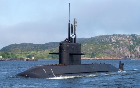 Submarine Lada