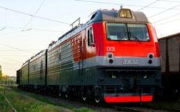 Electric locomotive 3ES5S