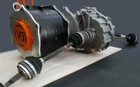 Электродвигатель EVD-40