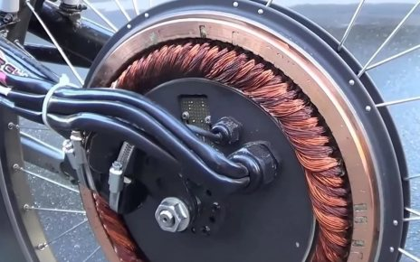 Мотор-колесо Дуюнова