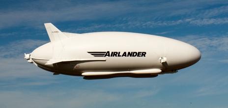Airlander 10 HAV