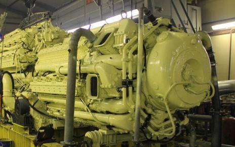 Дизельный двигатель М507А