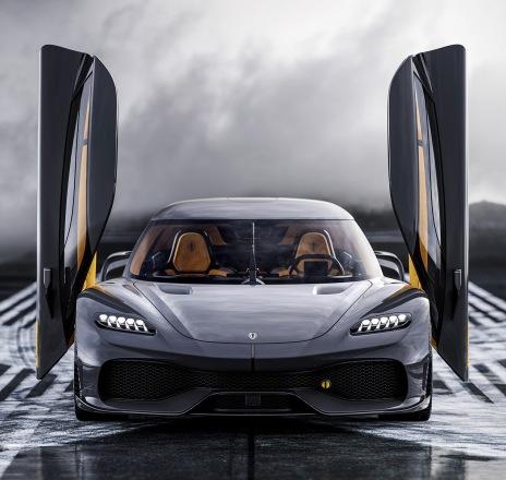 Koenigsegg Gemera 02