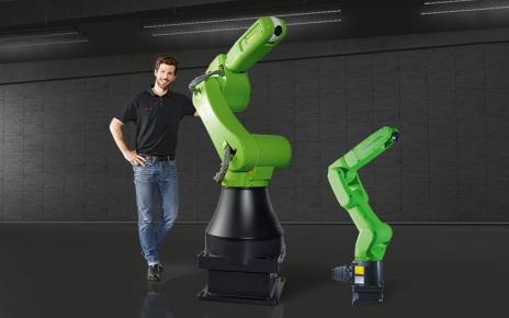 Коллаборативные роботы FANUC