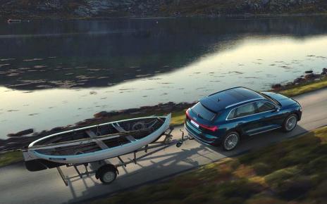 Audi E-TRON Nor