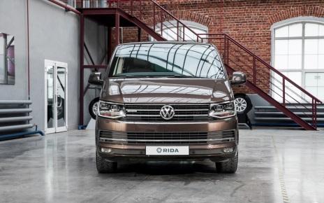 Бронированный автомобиль VW