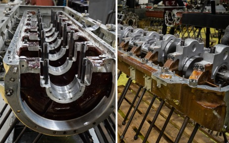 Ремонт двигателей типа М-50