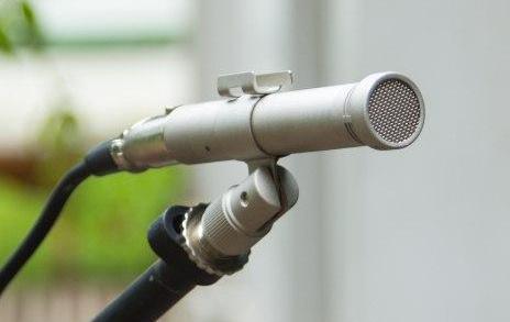 Микрофон МК-012