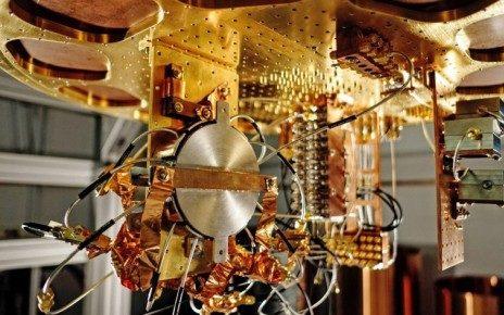 Quantum computer of Rosatom