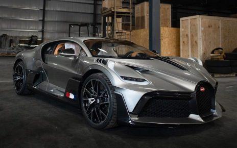 Bugatti Divo in Miller Motorcars