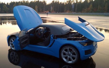 Roadster Crimea