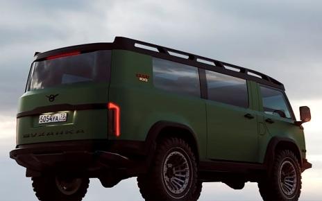 УАЗ-452 green 01