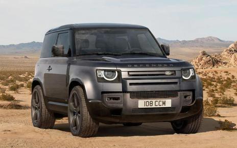 Land Rover Defender XS V8