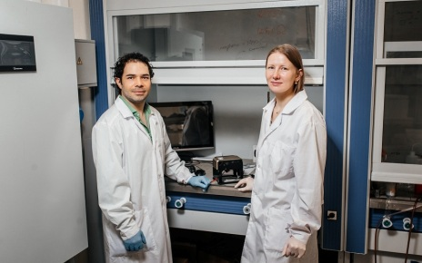 Laser-Driven Polymer-Nanomaterials Integration