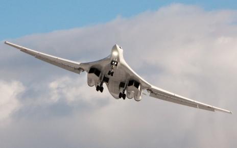 Испытания Ту-160М