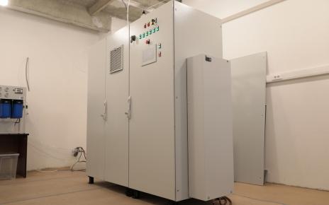Electrolyzer for hydrogen production