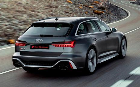 Audi RS 6 Avant 01