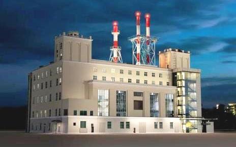 Экспериментальная электростанция НИУ «МЭИ»