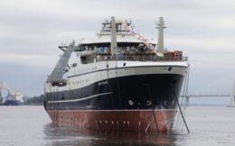 Trawler Captain Martynov
